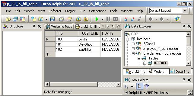 Felix Colibri- Turbo Delphi Interbase Tutorial
