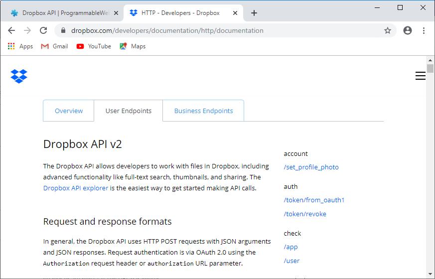 dropbox_v2_api_documentaton